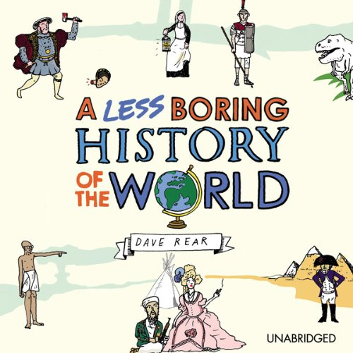 A Less Boring History of the World Titelbild