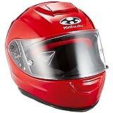 オージーケーカブト(OGK KABUTO)バイクヘルメット フルフェイス RT-33 レッド (サイズ:L)