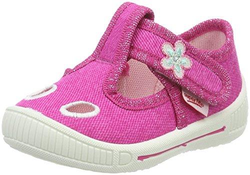 Superfit BULLY Hohe Hausschuhe Mädchen, Pink (Pink), 21 EU