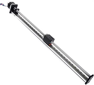 linear actuator guide rails