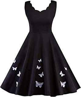 Zago Womens Flouncing Flower Printed Sleeveless Slim Bodysuit Clubwear Tops