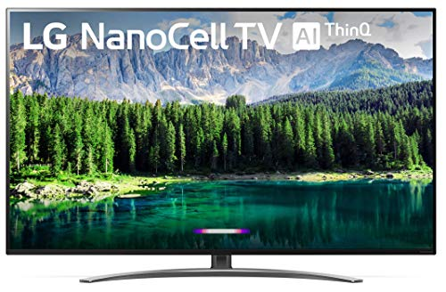 LG 65SM8600PUA Alexa Built-in Nano 8 Series 65' 4K Ultra HD Smart LED NanoCell TV (2019)