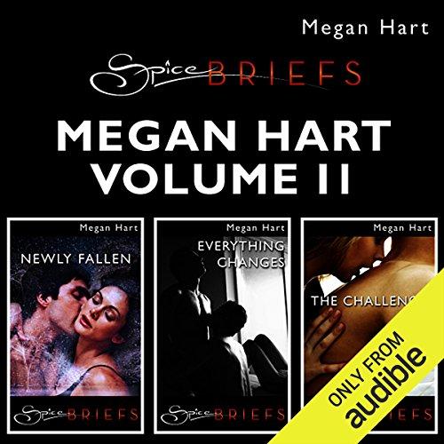 Spice Briefs: Megan Hart, Volume II audiobook cover art