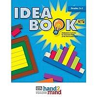 ETA hand2mind Cuisenaire Rods Idea Book、グレード3–5