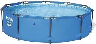 Bestway Power Steel Pool Set, Multi-Colour, 4.27 x 1.22 m, 34091