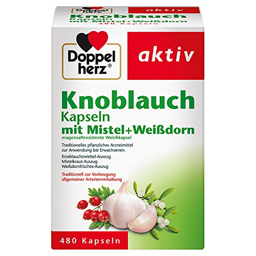 knoblauchdragees