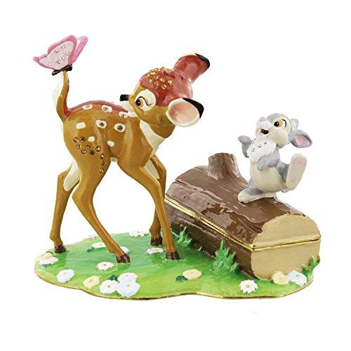 Disney DI341 Bambi and Thumper Trinket Box