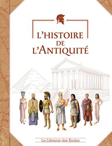 Историјата на антиката
