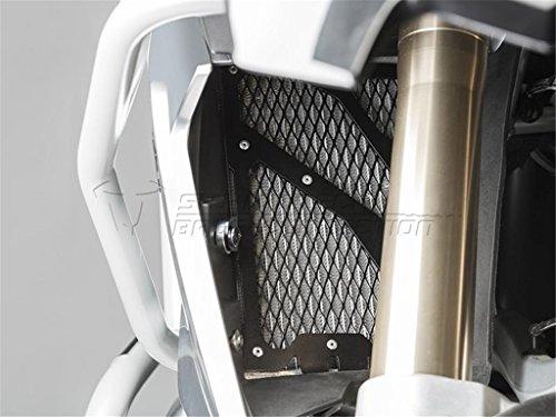 SW-MOTECH KLS.07.785.10001/B Radiator Guard, Noir, Taille Unique