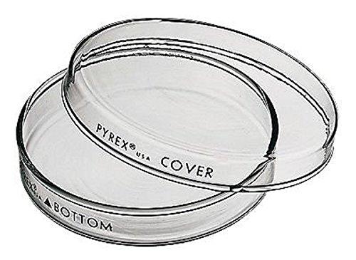 Pyrex 3160–101marca 3160placa de Petri; 100x 15mm, 12unidades)
