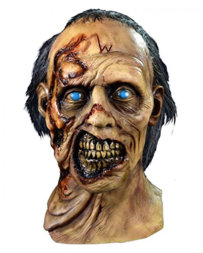 Horror-Shop Originale AMC The Walking Dead W. Walker Maske als Sammlerstück für Halloween