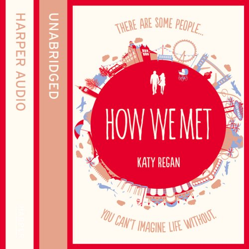 How We Met audiobook cover art