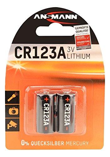 ANSMANN 1510-0023 Lithium Batterie