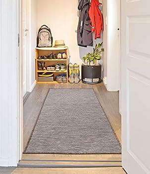 Sweet Home Stores Reversible Indoor/Outdoor Runner Rug 2  X 5  Beige SH-SUN2001-2X5