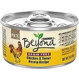 Purina Beyond Grain Free, Natural Pate Wet Cat Food, Grain Free...