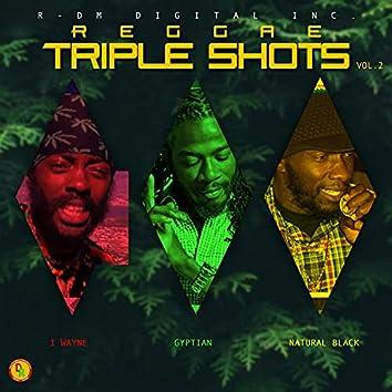 Reggae Triple Shots, Vol. 2