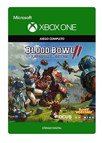 Blood Bowl 2: Legendary Edition   Xbox One - Código de descarga