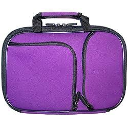 PC Treasures 10-Inch PocketPro carrying case Purple