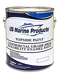 US Marine Products topside paint for wood and fiberglass