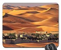 アラブ首長国連邦アブダビ住宅砂漠流行のファッションマウスパッドアンチスリップデスクトップ流行のファッションマウスパッドゲーミング流行のファッションマウスパッド