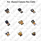Lysee Mobile Phone Flex Cables - KiKiss Front Back Rear Camera Flex Cable For Huawei mateS mate 7 8 9 9 Pro 10 10 Pro P6 Main Camera Phone Replacement Parts - (Color: mate 9 Back)