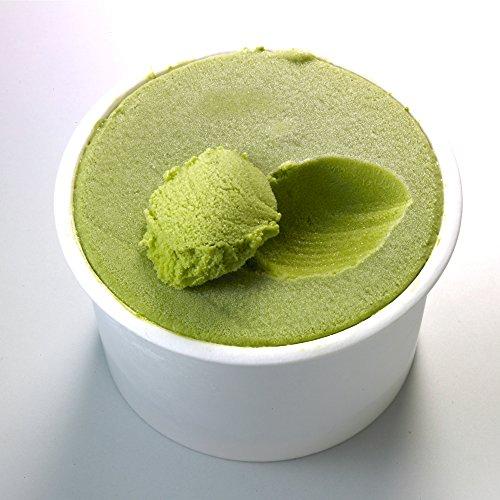 砂糖不使用アイス 6個(低糖工房)糖質制限におすすめ! (抹茶 90mL×6個)