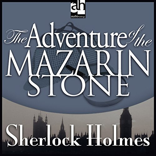 Sherlock Holmes: The Adventure of the Mazarin Stone Titelbild