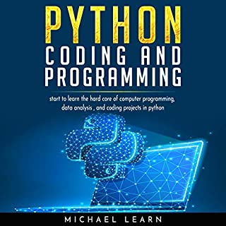 Python Coding and Programming cover art
