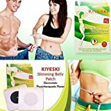 EMPORIUM Natural Herbs Weight Loss Slimming Balanced Diets Slim Patch Pads - 10