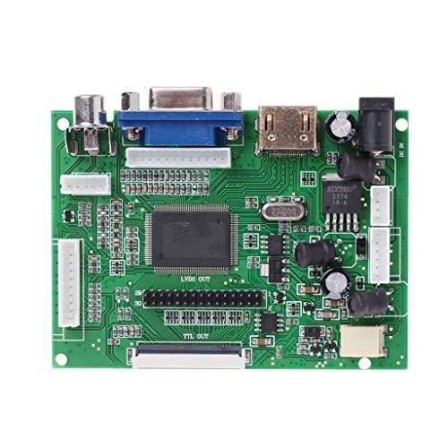 BIlinli AT070TN90 / 92/94 7-Zoll-VGA-50-Pin-LCD-Treiberplatine LCD-TTL-LVDS-Controller-Platine