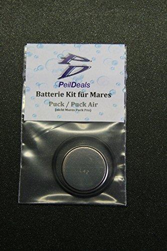 Batería de Juego/Kit para ordenador de buceo Mares Puck &