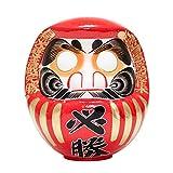高崎だるま 必勝だるま35号(選挙用) 赤