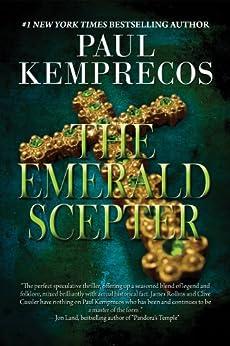 """The Emerald Scepter (A Matinicus """"Matt"""" Hawkins Adventure Book 1) by [Paul Kemprecos]"""