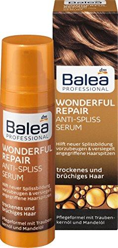 Balea Professional Anti-Spliss Serum Wonderful Repair, 30 ml