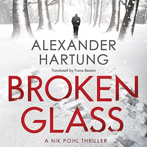 Couverture de Broken Glass
