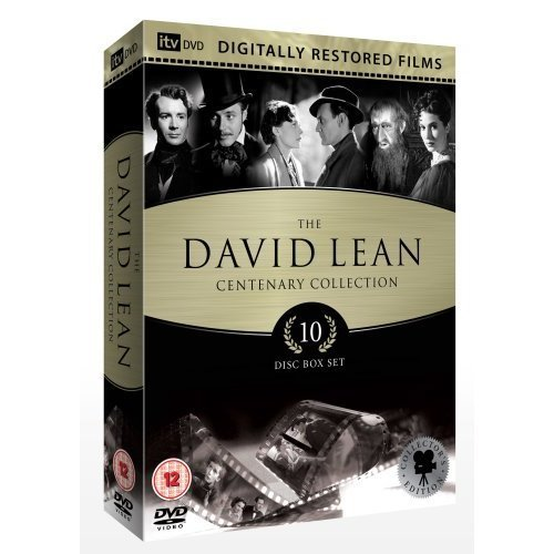 The David Lean - Centenary Collection [10 DVDs] [UK Import]