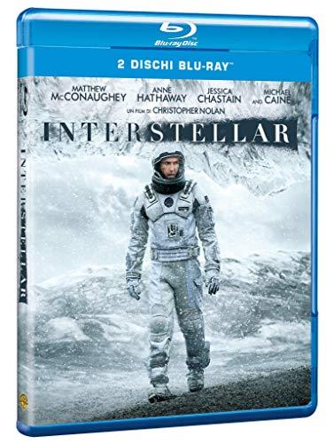 Interstellar [Blu-ray] [IT Import]