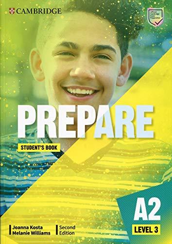 Prepare 3 - Sb - 2Nd Ed