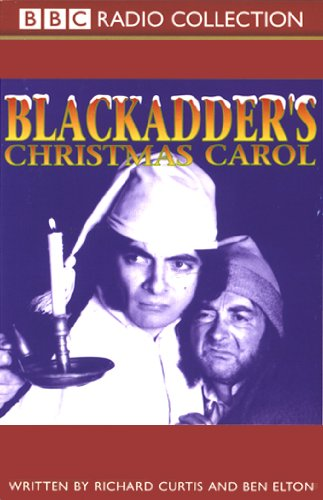 Blackadder's Christmas Carol audiobook cover art