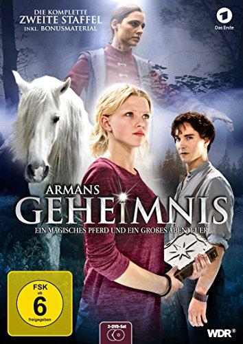 Armans Geheimnis - Die komplette zweite Staffel [2 DVDs]