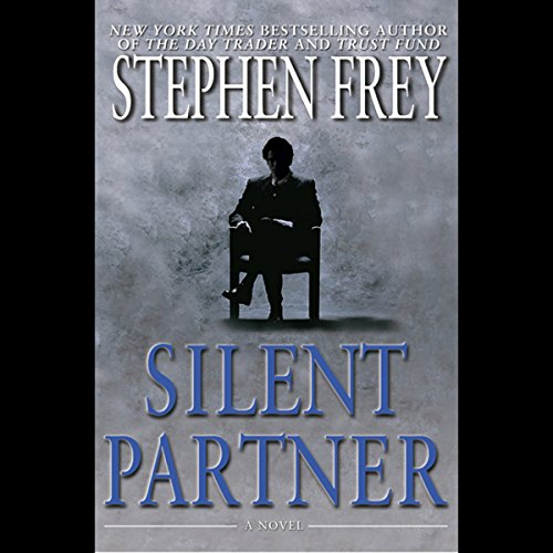Silent Partner audiobook cover art