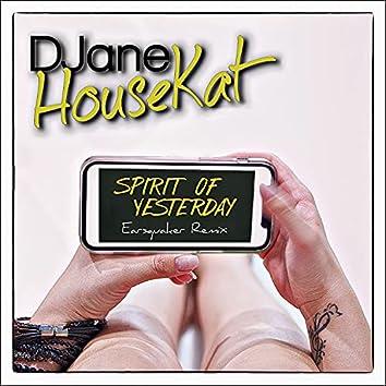 The Spirit of Yesterday (Earsquaker Remix Edit)