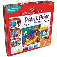 Faber-Castell Do Art Acrylic Paint Pouring Set