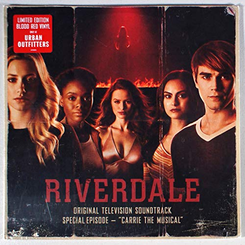 Riverdale: Carrie The Musical Original Television Banda sonora Rojo Vinilo