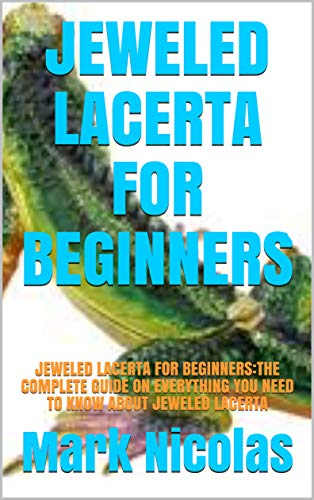 JEWELED LACERTA FOR BEGINNERS: JEWELED LACERTA FOR BEGINNERS:THE COMPLETE GUIDE ON EVERYTHING YOU NEED TO KNOW ABOUT JEWELED LACERTA (English Edition)