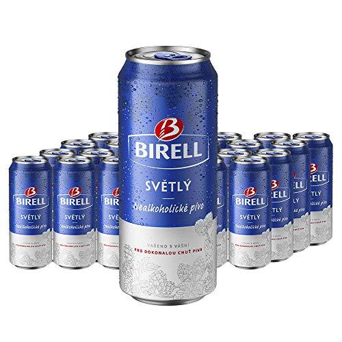 Birell Svetly alkoholfrei (24 x 0,5l) Dosen Palette