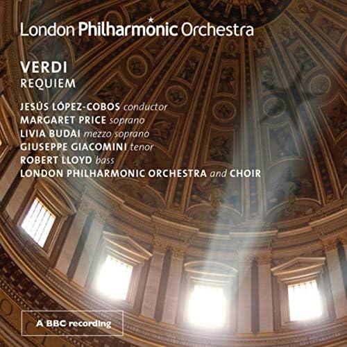 Margaret Price, Jesus Lopez-Cobos, Robert Lloyd, London Philharmonic Orchestra, London Philharmonic Choir, Giuseppe Giacomini & Livia Budai