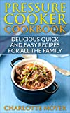 PRESSURE COOKER: DUMP DINNERS: Delicious Quick and Easy Recipes for all the Family (Cookbook, Quick Meals, Slow Cooker, Crock Pot) (Spanish Edition)