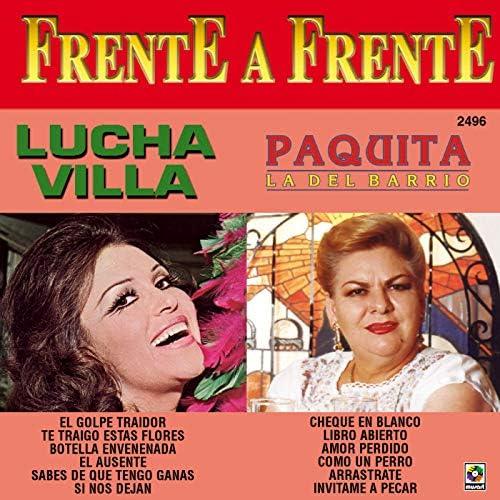Paquita La Del Barrio & Lucha Villa