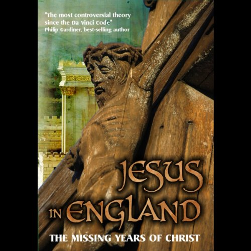 Jesus in England cover art